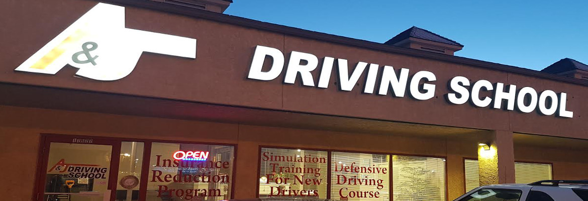 A & J driving school, Edmonton