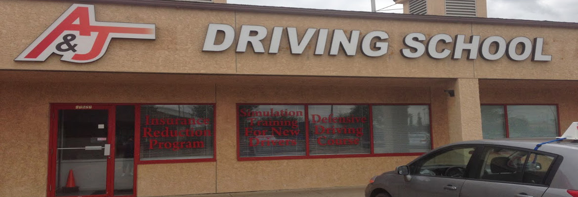 A & J Driving school Edmonton